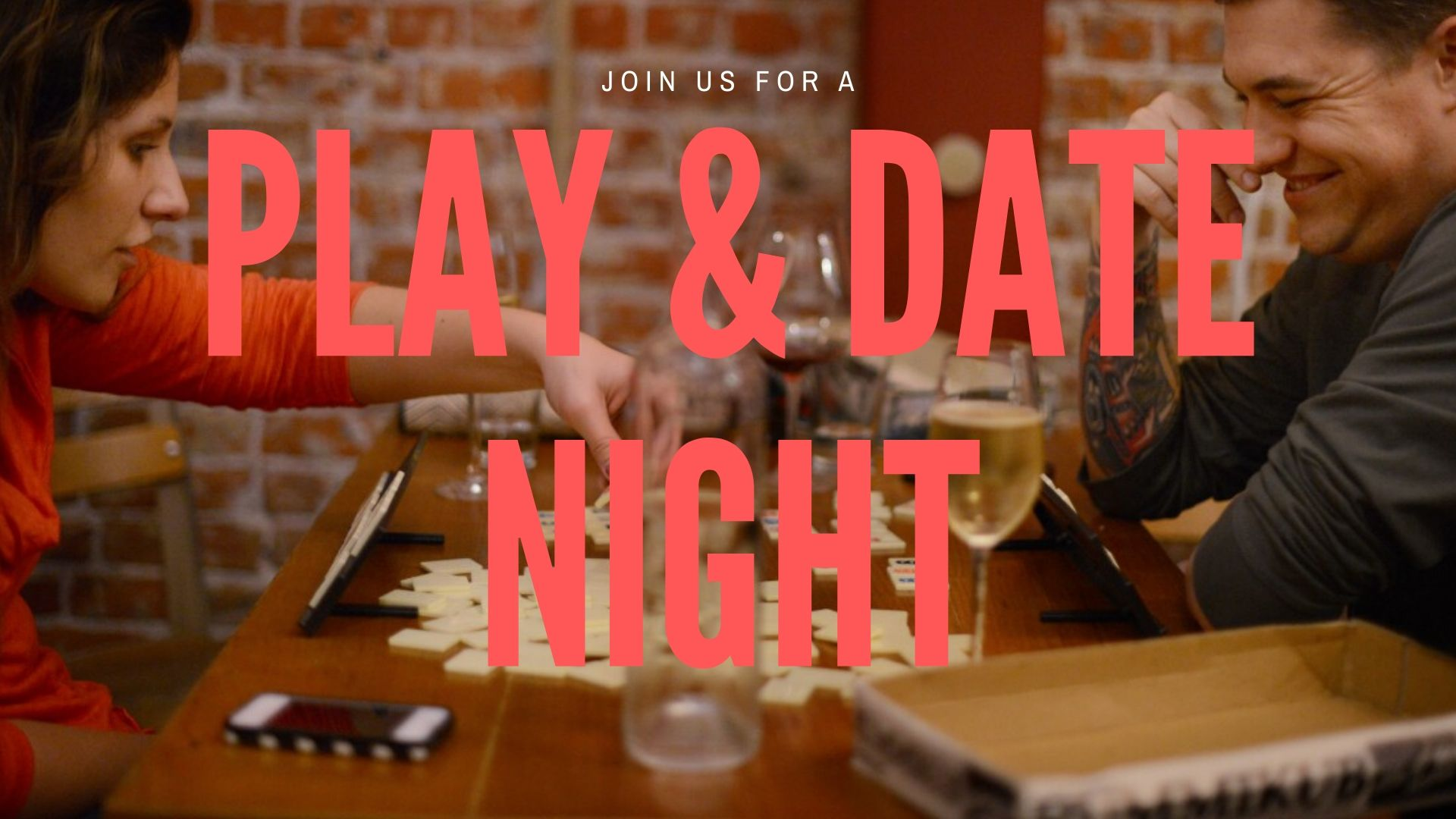 Play en Date speed date omslag